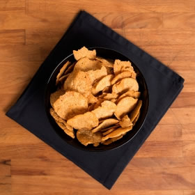 Chips proteinadas sabor Churrasco - Chips Saveur Barbecue