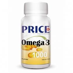 Omega 3 - Frasco de 90 cápsulas de 1000 mg