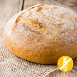 SEM GLÚTEN Massa de pão