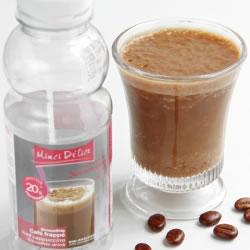 Garrafa bebida proteica Café gelado