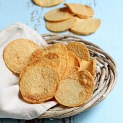 Batatas proteicas sabor a queijo - Chips saveur Fromage