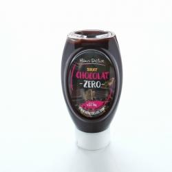 Molho Chocolate Zero frasco de 450ml DLUO 29/11/2019