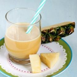 Smoothie Rico em proteínas Frutos Exóticos - Smoothie Fruits Exotiques