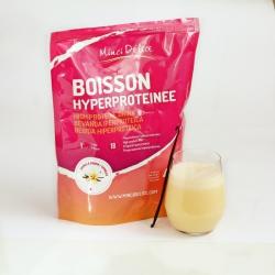 Bebida rica em proteínas Baunilha Maxi saqueta de 450g