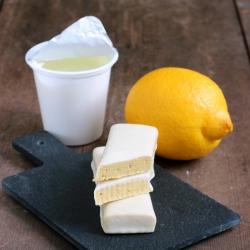 Substituto de refeição barrita limão e chocolate branco - Barre Citron-Choco