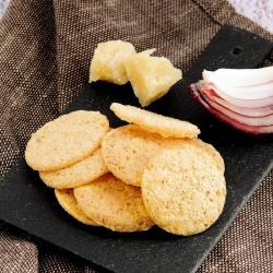 SEM GLÚTEN Batatas fritas Queijo Cebola - Chips Fromage Oignon