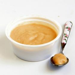 Creme sobremesa UHT Sabor baunilha Tigela unitária de 140g