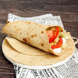 Wraps hiperproteicos dietéticos - 2 wraps de 50g