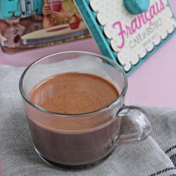 Bebida chocolate de leite rica em proteínas